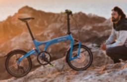 bicicleta plegable birdy riese muller